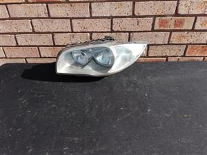 Bmw 1 Series Headlight Left side