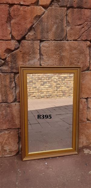 Classic Framed Mirror