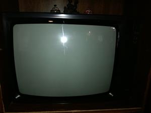 Old Telefunken TV, 102 cm, PalColor MR 260