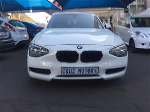 2014 BMW 1 Series 125i 5 door M Sport auto