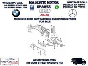 Mercedes benz suspension parts for sale