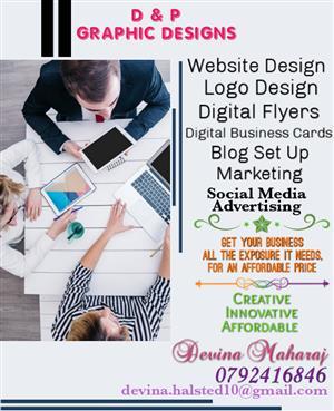WEBSITE DESIGN, FLYER DESIGN, BUSINESS CARD DESIGN,LOGO DESIGN, SOCIAL MEDIA ADVERTISING