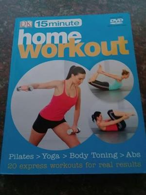 Home workout book