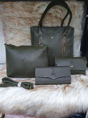 4 piece hàndbag set