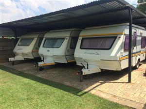 Sprite/Gypsey/Jurgens caravans wanted