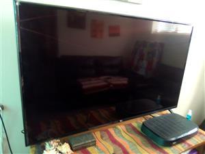 "LG 55"" UHD Smart Digital TV - make an offer today"