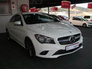 2013 Mercedes Benz CLA 200 auto