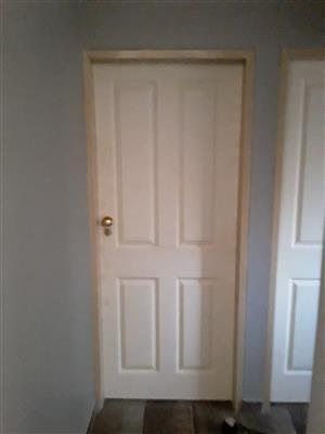 Door hanging Doringkloof 0846137292
