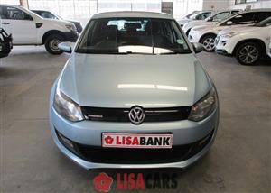 2013 VW Polo hatch 1.0TSI BlueMotion