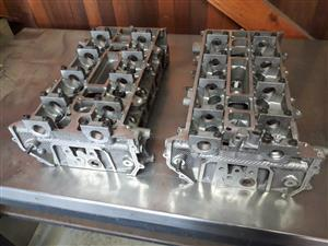 2 x 2.0 litre Ford/Mazda Duratec cylinder heads