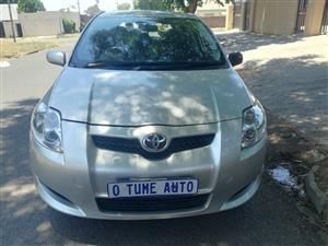 2007 Toyota Auris 1.4 RT