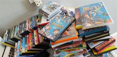 Dvd's over 100