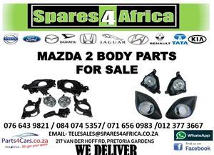 MAZDA 2 BODY PARTS