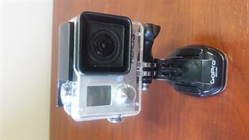 GoPro Hero 3 with extras