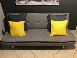 atHOME SLEEPER COUCH