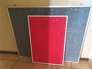 2 Bulletin Boards