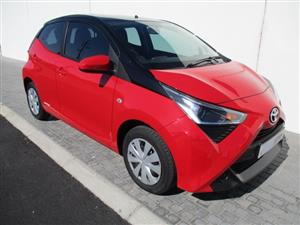 2019 Toyota Aygo 1.0 X play