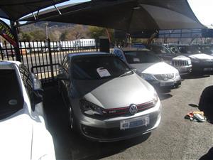 2012 VW Golf GTI