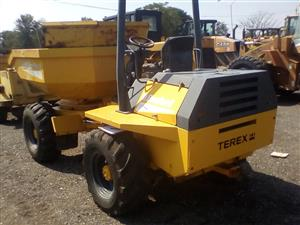 Benford SXR6000 Ride on Concrete Dumper