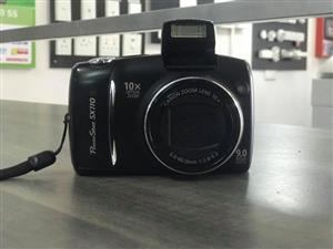 Camera - Canon PowerShot SX110IS