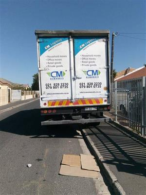 South Africa's best moving company country wide