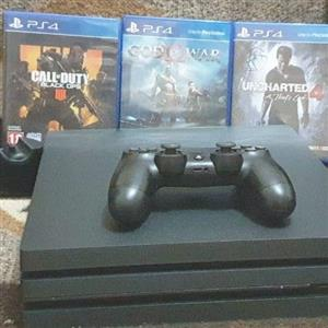 PS4 Pro 1TB 4K for sale