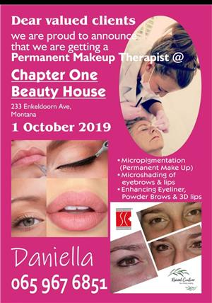 Permanent make up by the best