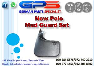 New VW Polo Mud Guard Set for Sale