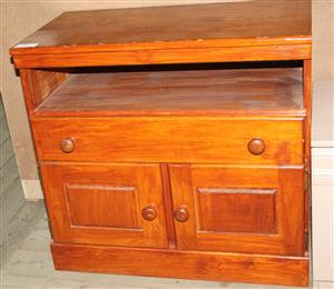 Brown cabinet S031806D #Rosettenvillepawnshop