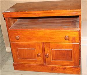 Brown cabinet S031806D #Rosettenvillepawnshop