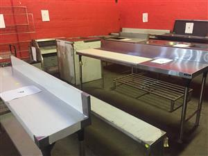 CATERING, FURNITURE & KITCHEN EQUIPMENT ON AUCTION