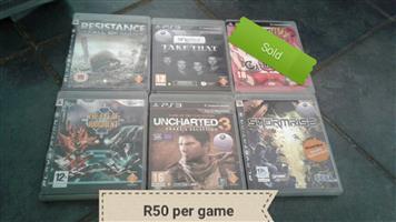 Playstation3 games te koop