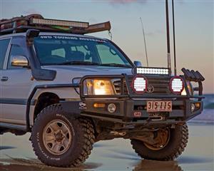 WANTED Landcruiser Toyota Land Cruiser 100 Series Bullbar