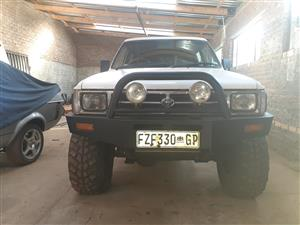 1996 Toyota Hilux 2.4GD