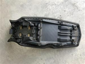 2011 BMW F800GS stock seat