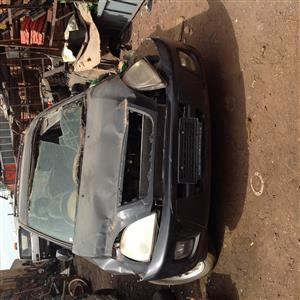 Stripping Chery Tiggo TXE 2008 for Spares
