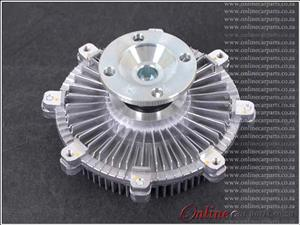 Isuzu KB350i 6VE1 24V 147KW 2004-2007 Fan Clutch