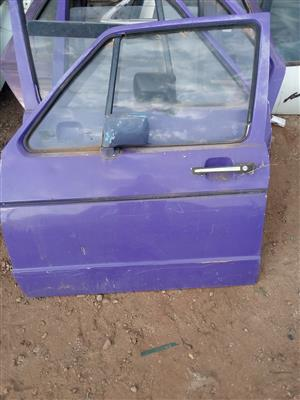 Golf m1 door, boot, mirror