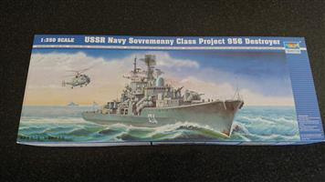 Model Ship Kits - See pricing below