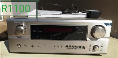 Denon RDS Radio & Ampl