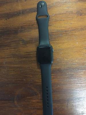 Apple Watch series 1 black