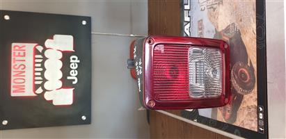 Jeep Wrangler JK Right Rear Taillight