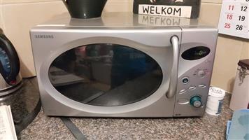Samsung microwave te koop