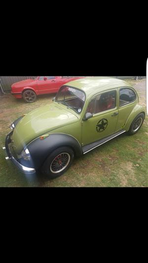 1974 VW Beetle BEETLE 2.0 Highline A/T