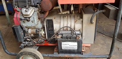 Generator honda 15kva