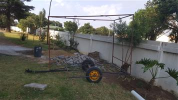 Advertising trailer for sale for R1790.00