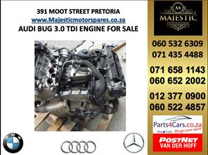 Audi BUG 3.0 tdi engine for sale