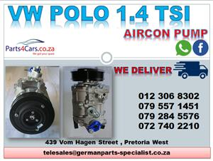 VW POLO 1.4 TSI NEW AIRCON PUMP FOR SALE