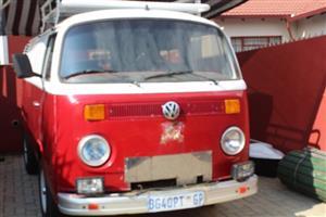 1973 Bay window Kombi