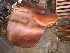 Saddle and bridals for sale
